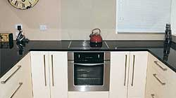 Absolute Black Granite bench top