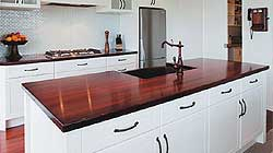 Woodsmiths Jarrah Timber bench top