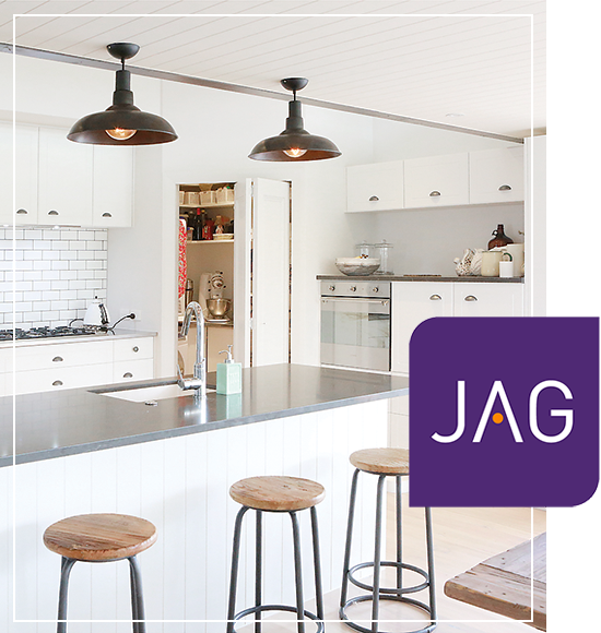 Jag kitchens custom kitchen design and build for Kitchen ideas new zealand