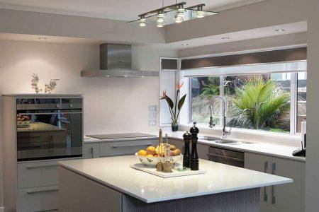 Neutral Colours Practical Kitchen Design Jag Kitchens