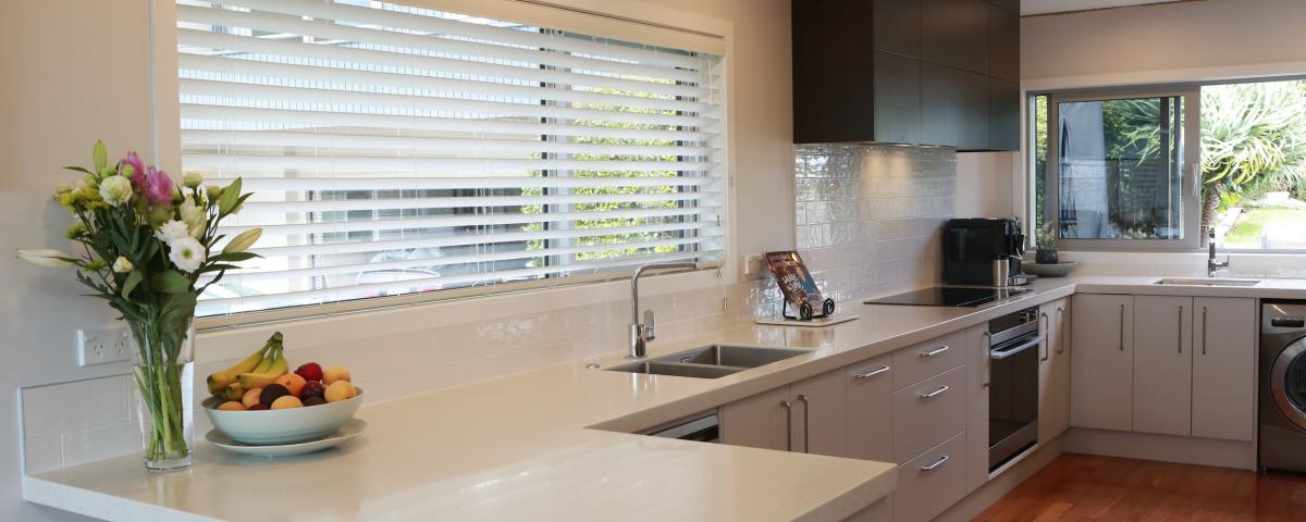 Neutral colours practical kitchen design jag kitchens for Practical kitchen ideas