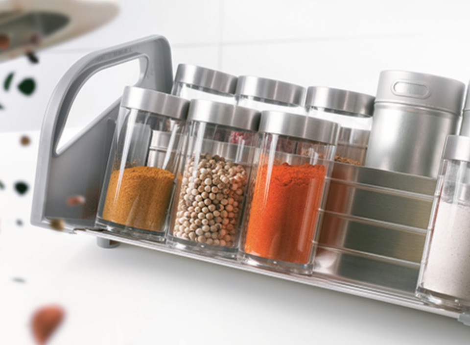 Blum Orga-Line Kitchen Storage