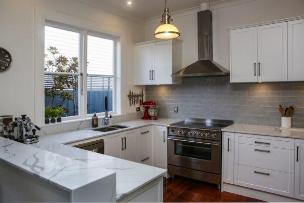 modern kitchen design retains charm