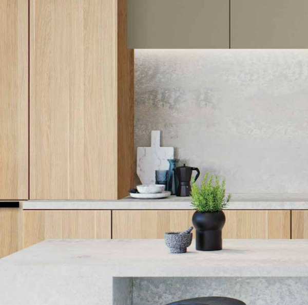 kitchen design 2020 - natural elements