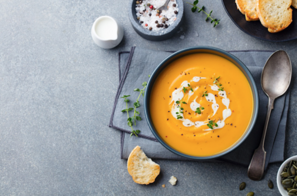 Kitchen winter warmer pumpkin soup | Jag Kitchens