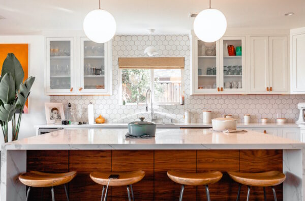 Kitchen with Colour | Jag Kitchens